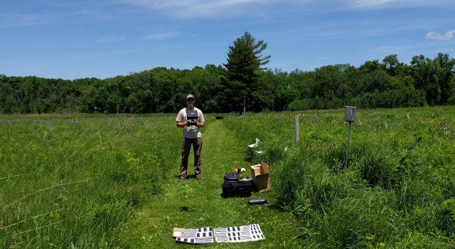 sUAS vegetation mapping
