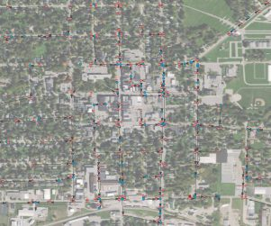 Elkhorn GPS mapping