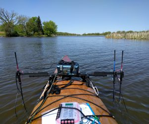 Water quality mapping array