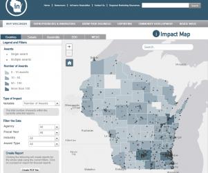 WEDC Impact Map